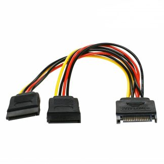 SATA Power Y Splitter Cable